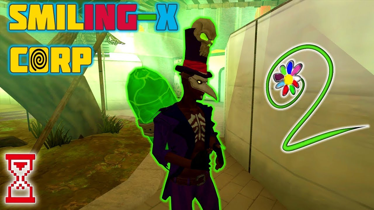 Вышла новая игра Корпорация Икс 2 | Smiling-X Corp 2