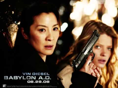BABYLON A D    Take me back Soundtrack