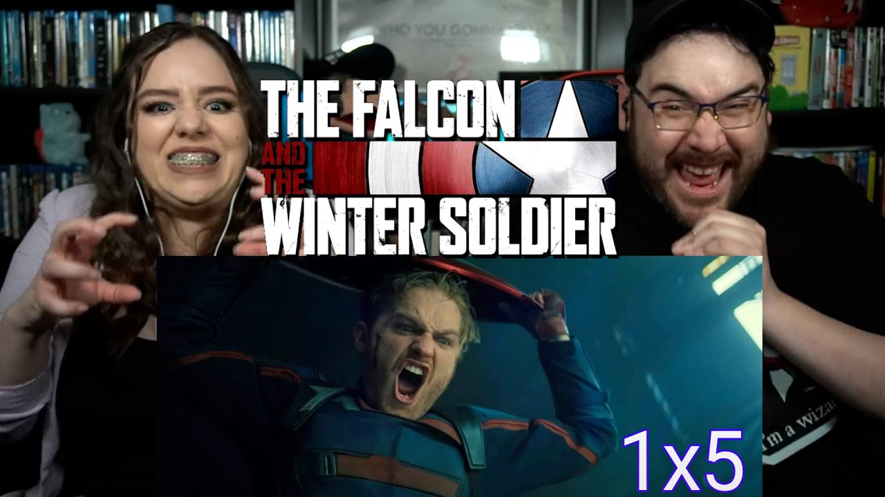 The Falcon and The Winter Soldier TRUTH - Episode 5 Reaction / Review