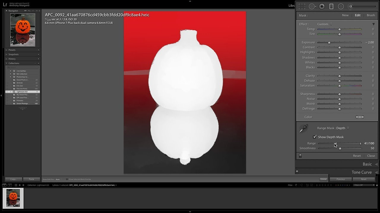 What's New in Lightroom Classic CC ver 8 0