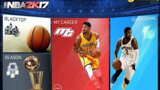 (0.0.27) NBA 2k17 Mod Apk Gameplay Download (Apkreal)