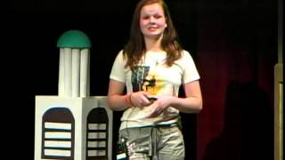 Road to Mt. Kilimanjaro | Kitty McKay | TEDxGrossePointeSouthHS