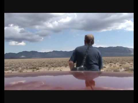 USA ROAD TRIP SEPTEMBER 2008 PART 2 (LAS VEGAS TO TONOPAH VIA THE ET HIGHWAY )
