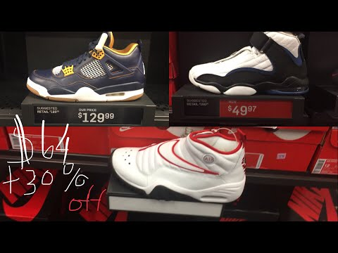 Nike Factory Outlet And Clearance Store Orlando, FL