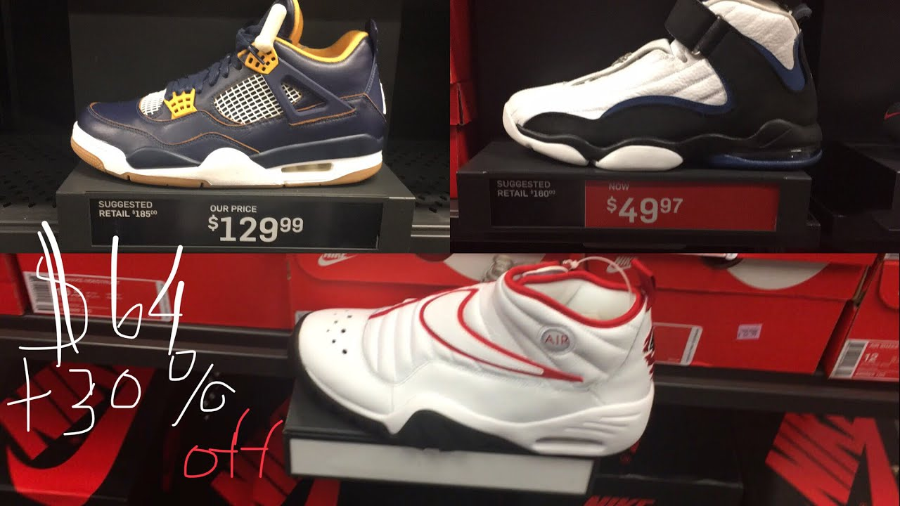 25e961516051 Nike Factory Outlet and Clearance Store Orlando, FL - YouTube