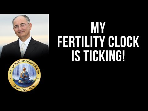 My Fertility Clock Is Ticking, I Haven't Met The Right One And Am Stressed About It! Q & A # 150