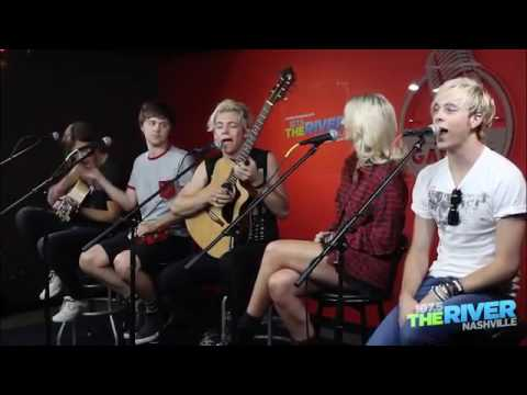 R5 I Can t Forget About You Acoustic in 1075 The River