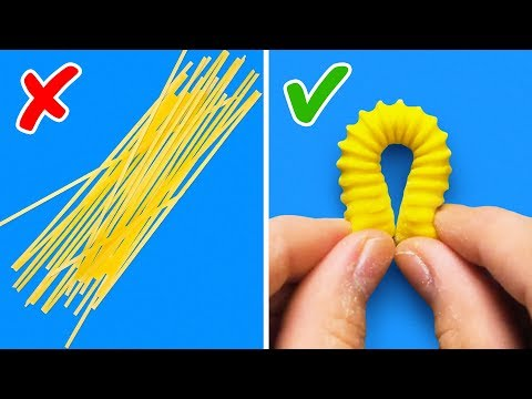 31 FANTASTIC TRICKS TO TRANSFORM YOUR BORING FOOD