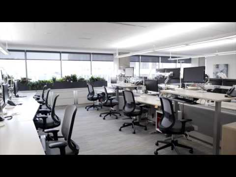 A Virtual Tour of the Society's New Headquarters Office