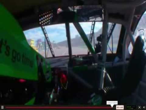 Danica Patrick the Destroyer 2013 crashes & fails