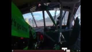 Danica Patrick the Destroyer 2013 crashes & fails