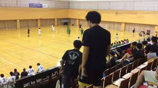 H29 ハンドボール秋季二部リーグ 大東大vs 関東学院(3/5)