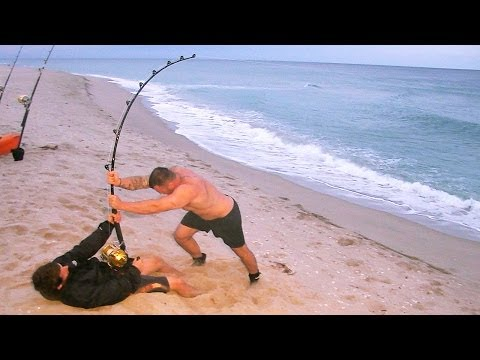 Thumbnail: Giant Shark defeats Two Experienced Fisherman