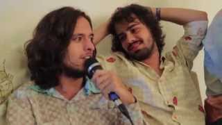 Balaclava Entrevista: Single Parents X Boogarins