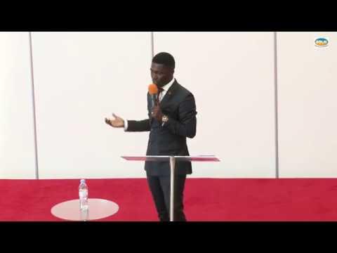 DR. MICHAEL BOADI NYAMEKYE - DAY 3 - BREAKOUT CONFERENCE 2017 PART 2 -