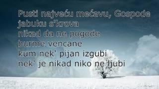 Louis - Mećava ( Lyrics/Tekst )