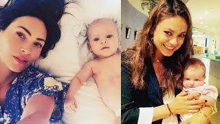 Мамы 2016: Звезды, которые стали мамами в 2016 году