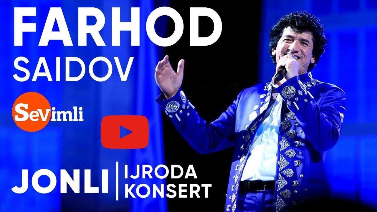 FARHOD SAIDOV XONADONIDAN LIVE KONSERT 2020