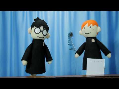 Potter Puppet Pals: Ron's Parents