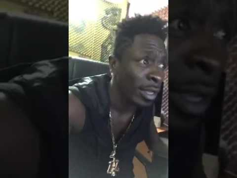 Friday studio session with Shatta Wale