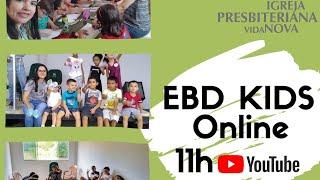 EBD - Classe Infantil 15/11/2020
