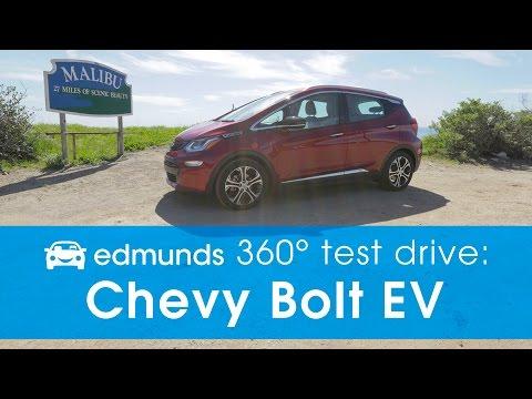 Chevrolet Bolt EV 360° Test Drive | An Edmunds Review