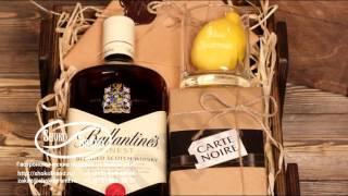 видео Подарочные корзины на новый год в компании ShokoBrand