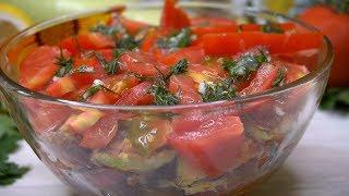 Это Очень вкусный, превкусный Салат с кабачком, его хочется есть снова и снова