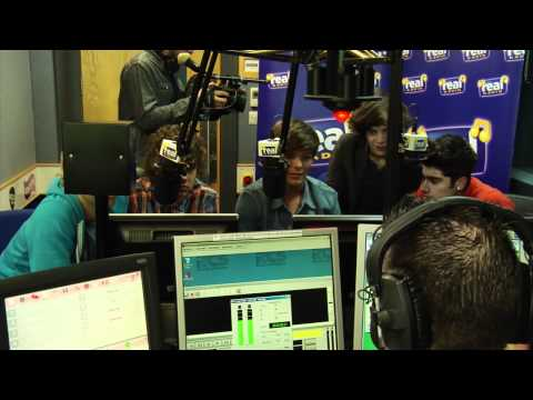 One Direction interview at Real Radio