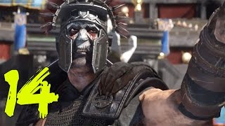 Ryse Son of Rome PC Walkthrough #14 - The Gladiator Fight