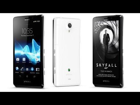 Sony Xperia T - telefon bonda -  recenzja, prezentacja, test, opinia, review.