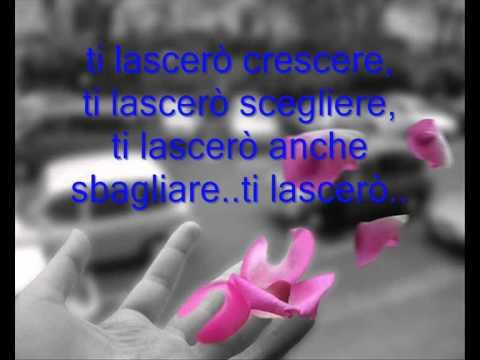 Ti Lascerò - Fausto Leali e Anna Oxa+ Testo.wmv