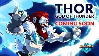 New Legend: Thor (Reveal Trailer)