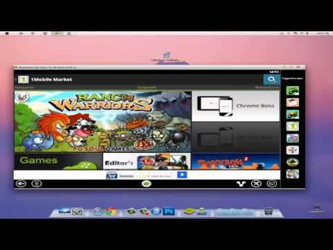How to install Apps - BlueStacks - Pc/Mac - SpokeTechTv