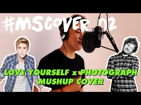 LOVE YOURSELF x PHOTOGRAPH (Mushup)