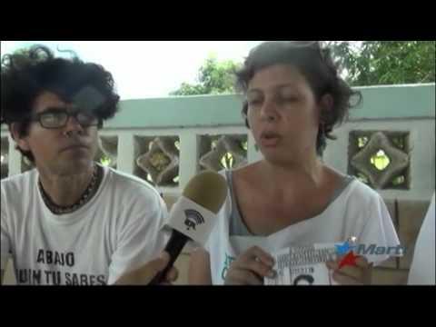 """Frente a Frente, el grafitero cubano """"El Sexto"""" nos dice lo que quiere para Cuba"""