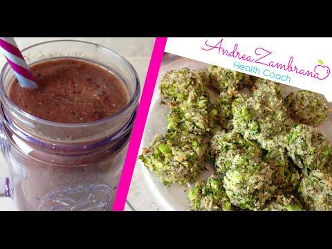 2 recetas con BROCOLI