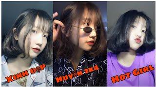 Tik Tok Việt Nam || Hot Girl Lê Thị Khánh Huyền 2k4 ❤ || Củ Kiệu TV  •#2