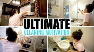 ULTIMATE CLEAN WITH ME | WHOLE HOUSE CLEANING  | EXTREME CLEANING MOTIVATION  2019