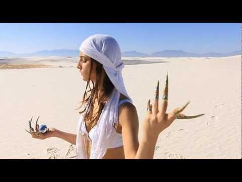 Art By Adelaide Presents: Desert Dwellers Shiva Nataraj (Drumspyder Remix) Music Video