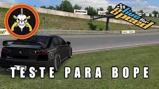 Live for Speed - Teste para Bope