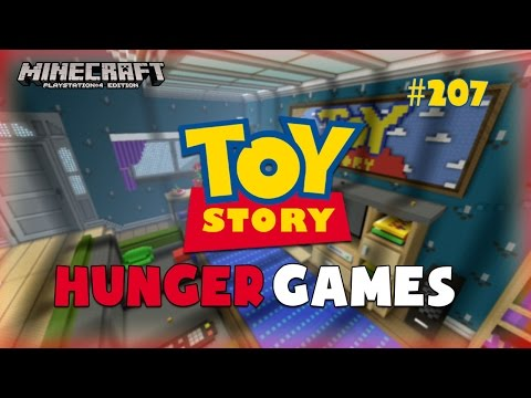 full download minecraft ps3 ps4 hunger games 207 toy story. Black Bedroom Furniture Sets. Home Design Ideas