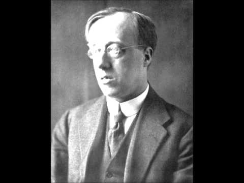 Gustav Holst  The Cloud Messenger Op. 30