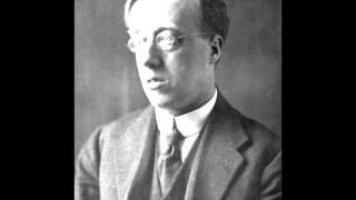 Gustav Holst - The Cloud Messenger Op. 30