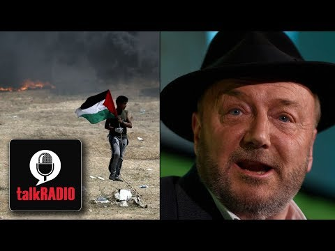 "George Galloway: ""It's not a clash in Gaza. It's a massacre!"""