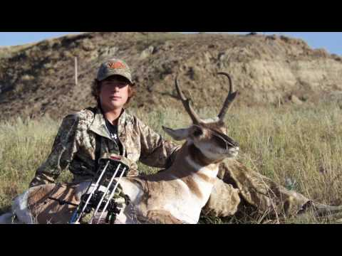 2016 South Dakota Archery Antelope - Chase Stugelmeyer