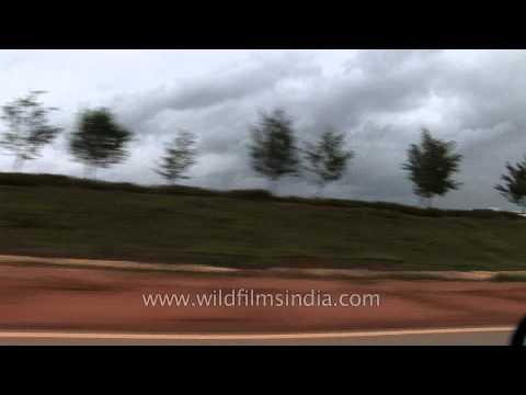 Route to Bengaluru airport
