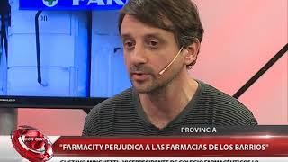 PROVINCIA: FARMACIAS EN PIE DE GUERRA CONTRA FARMACITY