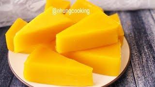 Cách Làm BÁNH BÍ ĐỎ / Pumpkin Cake Recipe
