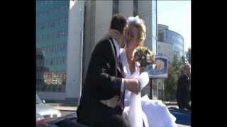 Веселая свадьба на кабриолетах Рома и Люда 2.avi